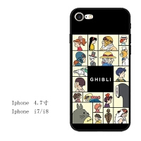 卡通iphone7苹果6s手机壳6plus硅胶8x软壳5s情侣xr男女xs max可爱