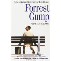 【预售】英文原版 阿甘正传 Forrest Gump 温馨提示:本书以先天弱智的主人公阿甘为人称创作,根据作品情节设定需