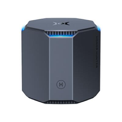华为WS832双频无线路由器家用穿墙王wifi智能四天线信号放大器双核1200M中继USB存储远程下载高速光纤宽带11AC 高性能天线,wifi覆盖,别墅机
