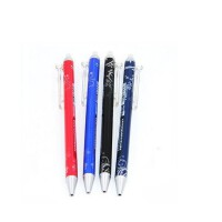 爱好按动摩易擦中性笔 4530可擦中性笔 0.5子弹头按动款
