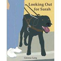 英文原版 Looking Out for Sarah