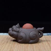 砂手工艺品创意茶具配件茶宠风水摆件