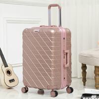 铝框全配色拉杆箱登机箱万向轮22寸26寸行李箱包密码旅行箱子男女