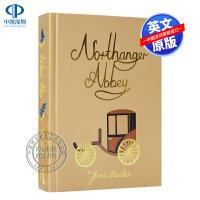 英文原版 Northanger Abbey 诺桑觉寺精装收藏版 世界经典儿童文学小说 Wordsworth Collec