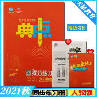 2022版 荣德基典中点 九年级物理 全一册RJ版 按课时编写 陕西人民教育出版社