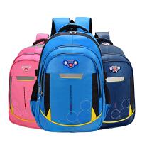 儿童书包小学生男女孩1-3-6年级6-12岁双肩背包大容量轻便防水包
