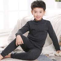 20190103041746718儿童保暖内衣套装冬季男童加绒加厚中大童5-7-9-11-13岁男孩高领