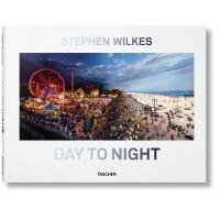 现货 塔森出版 从白天到黑夜 精装大开本 英文原版 Stephen Wilkes斯蒂芬威尔克斯城市摄影集 Day to