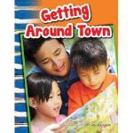 【预订】Getting Around Town (Library Bound): Content and Litera