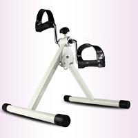 自行车懒人家用迷你小型脚踏机脚踩健身器材简易踏步机