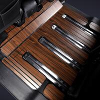 本田艾力绅木地板脚垫7座商务车专用木质汽车脚垫奥德赛实木改装