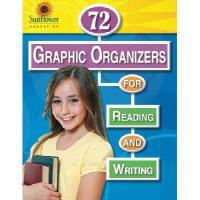 【预订】72 Graphic Organizers for Reading and Writing