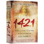 1421中国发现世界 英文原版 1421 The Year China Discovered the World 历史