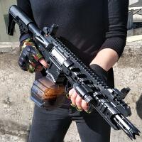 下供弹玩具枪可发射儿童仿真枪