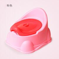 W加大号儿童坐便器男女宝宝马桶婴幼儿座便器凳小孩便盆尿盆抽屉式O 粉红色 买即送刷