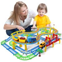 托马斯小火车玩具汽车轨道车套装儿童拼搭 男孩3-6岁生日礼物 抖音 官方标配