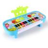 【满199减100】儿童早教益智婴幼儿打地鼠电子琴音乐玩具宝宝1-3-6岁男孩女孩智能玩具六一儿童节礼物