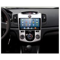 智能安卓导航仪大屏一体机智能车机汽车智能导航仪车载GPSSN3186 4G版 主机