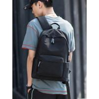 HK双肩包男简约时尚潮流初中高中大学生书包男休闲旅行背包电脑包