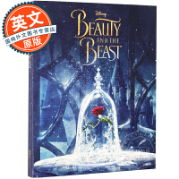 美女与野兽 英文原版 Beauty and the Beast Novelization 进口小说 2017迪士尼真人