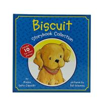 英文绘本 原版进口Biscuit Storybook Collection小饼干狗合集精装 [4-8岁]