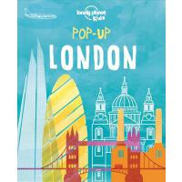 Lonely Planet: Pop-Up London 孤独星球:伦敦立体书