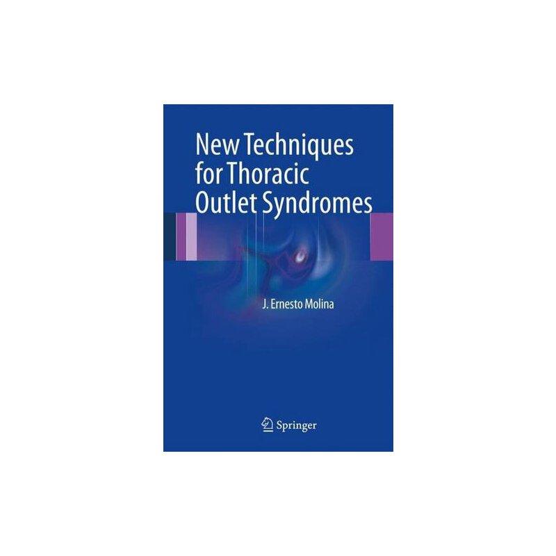 【预订】New Techniques for Thoracic Outlet Syndromes 9781489996886 美国库房发货,通常付款后3-5周到货!