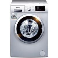 西门子(SIEMENS) WM10N0R80W 7公斤大容量 变频滚筒 全自动洗衣机