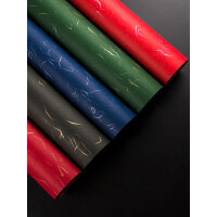 云龙纸大张简约中国风包装纸礼物包书皮商务中式礼品生日艺术纸