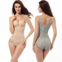 2018 新款夏季薄款无痕塑型连体塑身衣产后无痕收腹束腰美体束身内衣女性感潮流