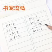 32k多格算术本幼儿园小学生统一数学本小演草本作业本批发