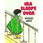 英文原版 IRA Sleeps over 汪培�E第五阶段菜单推荐 儿童绘本童书