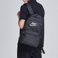 NIKE耐克男包女包双肩包2018新款波点户外旅游学生休闲背包BA5761