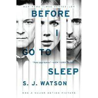 英文原版 别相信任何人 Before I Go to Sleep Movie Tie-In Edition 电影版
