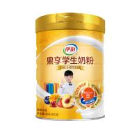 伊利果享学生奶粉青少年儿童高钙高锌900g罐装6岁以上小学生奶粉
