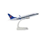 A320南方航空客机飞机模型仿真合金20cm