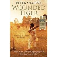 英文原版 Wounded Tiger