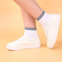 儿童袜子春秋夏薄款 男童袜子女童袜子 宝宝学生袜小白袜