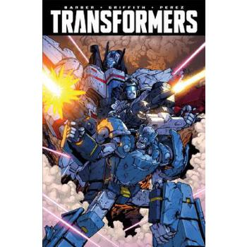 【预订】Transformers Volume 8 预订商品,需要1-3个月发货,非质量问题不接受退换货。