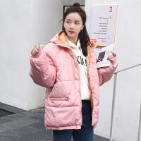 棉衣女短款学生面包服韩版宽松bf棉袄处理原宿冬季潮