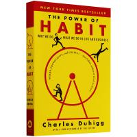 现货习惯的力量 英文原版The power of habit 经济管理读物 心理学书籍 全英文版 进口书 正版
