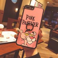 20190619070127945粉红豹iphone8手机壳6支架7plus卡通苹果8p硅胶x少女XR个性XS MAX