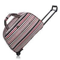 拉杆旅行包 手提行李包 登机包 防水大容量 男女款 拉杆包
