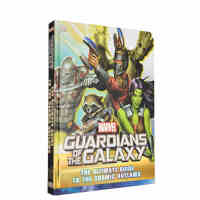 银河护卫队宇宙守护者指南 英文原版 DK Marvel Guardians of the Galaxy 电影画册 设定集