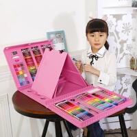 儿童画笔套装绘画水彩笔小学生画画工具文具美术用品女孩生日礼物