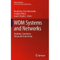 【预订】Wdm Systems and Networks: Modeling, Simulation, Design