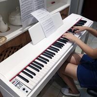 电钢琴88键重锤智能APP初学者带踏板幼儿园儿童电子钢琴
