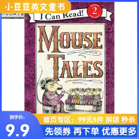 #Mouse Tales老鼠的故事(I Can Read)汪培�E第三阶段 [4-8岁]