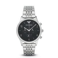 Armani阿玛尼手表男大气钢带防水腕表时尚简约商务石英手表AR1863