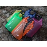 沙滩袋防水桶袋漂流防水袋游泳包户外运动包